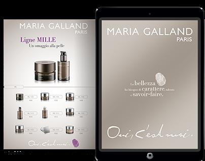 Maria Galland Digital Folder