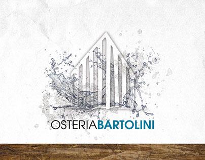 Osteriebartolini food