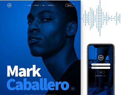 Music App / Ui