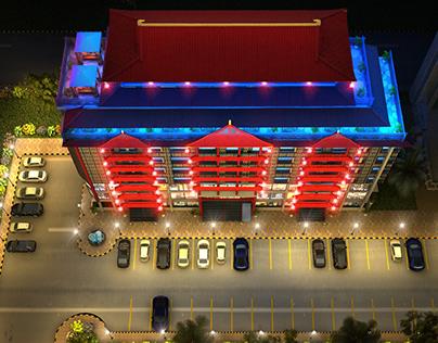 China Center Bahria Town