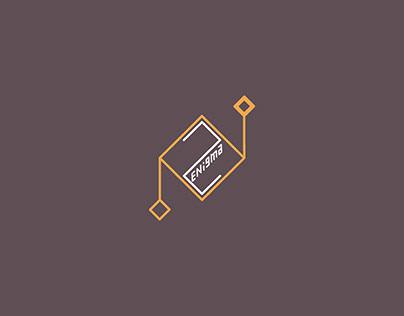 ZENIGMA - Aiesec Team LOGO