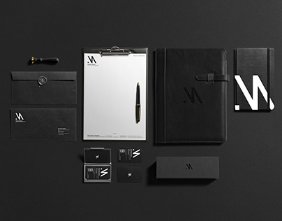 MNLEGAL - Kancelaria Prawna / Webdesign / ID / Logo