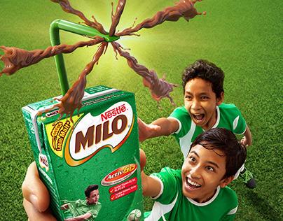 Milo 6D Straw