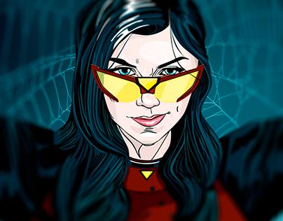 Spider Woman #FanArt