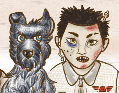 Isle of Dogs: Kobayashi Major / Ward
