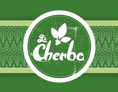 La Cherba - Packaging & Logo