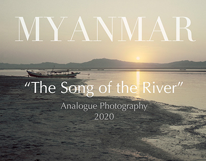 THE SONG OF THE RIVER by I. M. FRIEDMAN