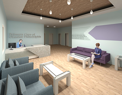 Doctor's Office Waiting Room Design