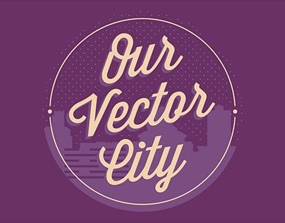Our Vector City: Asheville