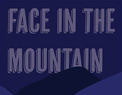 Face In The Mountain Band Branding