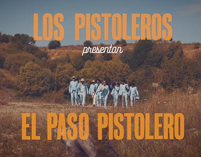 Los Pistoleros - El Paso Pistolero