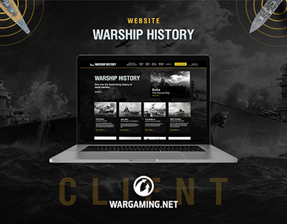 WarshipHistory.net, Naval History Blog for Wargaming