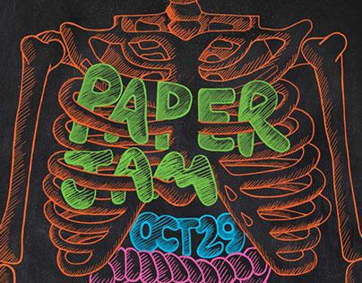 PaperJam poster