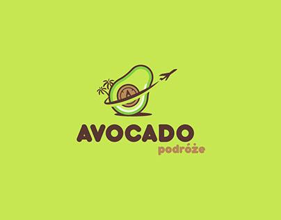 Avocado travel - corporate identity
