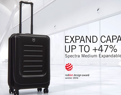 Victorinox Travel Gear | Spectra 2.0 Expandable