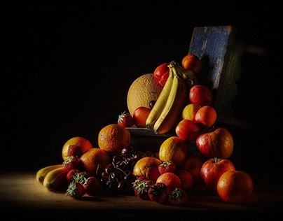 VARIOUS FRUIT       www.evtimaging.photography