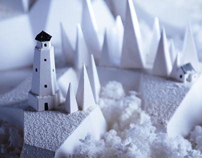 Paper Winterland