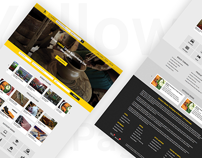 Yellowpages Indonesia Bootstrap Design