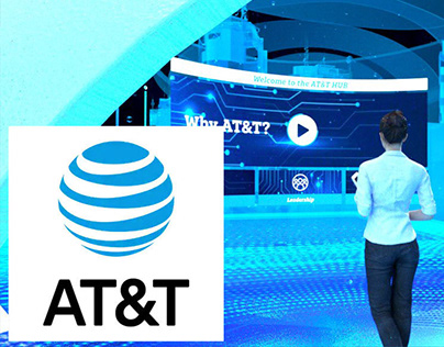 VR Recruitment App for AT&T – The AT&T HUB