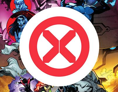 X-Men, Dawn of X Publication Design program