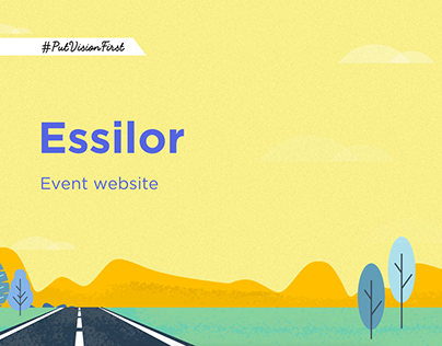 Essilor - Put Vision First