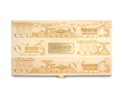 Läderach Singapore Exclusive Gift Box