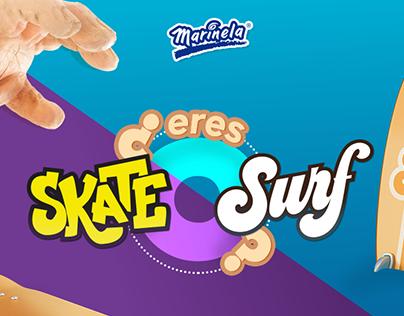 Marinela - Surf & Skate