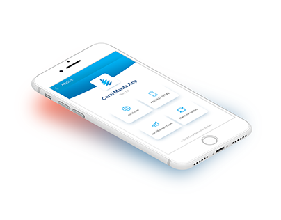 Coral Manta - mobile app