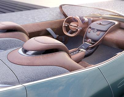 2028 Aston Martin DBE1 Convertible