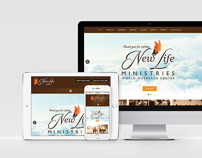 Branding | New Life Ministries