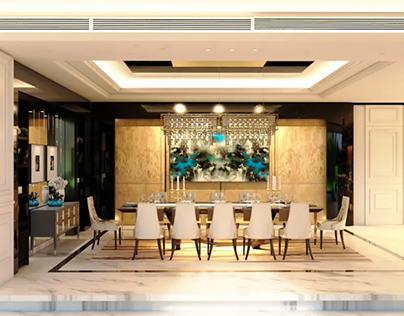 Interior Design Visualization in 360 Virtual Reality