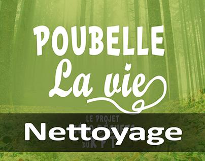 Poubelle La Vie - Nettoyage
