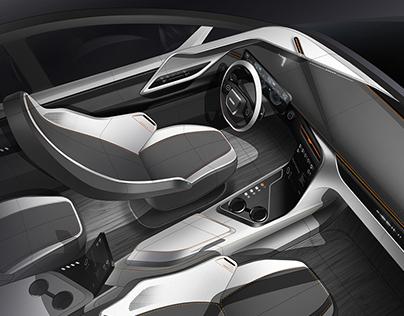 Volvo V Future Project