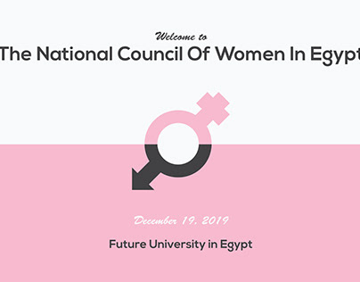The National Council Of Women In Egypt