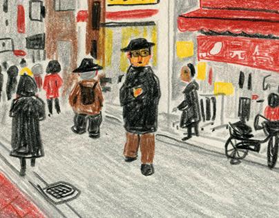 Tokyo Sketches 2