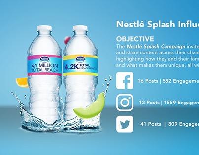 Nestle Creative Pitches