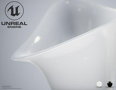 Bathtub configurator UE4