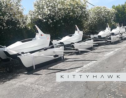 Kitty Hawk Corporation - Industrial Design Internship