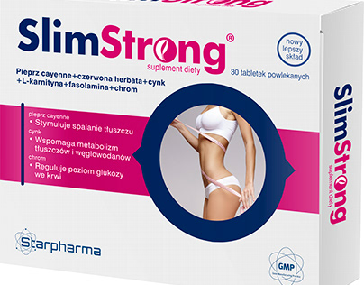 SlimStrong package