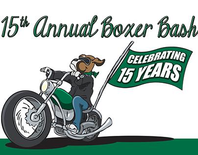 GABR Boxer Bash Poster