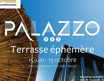 Affiche Palazzo | Palais de la Porte Dorée