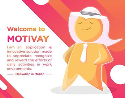 Motivay Social Media Designs