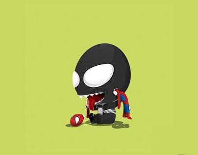 Fan Art : Baby Venom