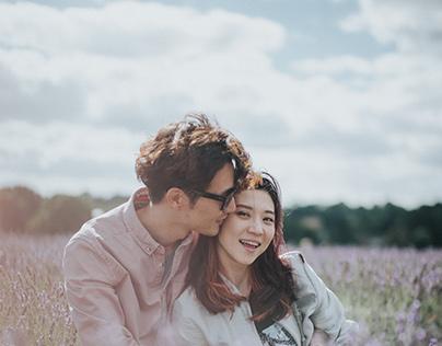 Jeonghyun Gloria Lee & Kooyoung Marcel Kwon Pre-Wedding