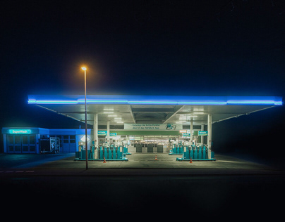 Night Views // Aachen
