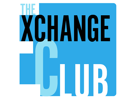 The Exchange Club: Parenting Skills Center Logo Redesig