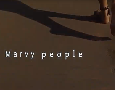 CLUB MARVY: MARVY PEOPLE