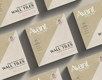 Avant Decor - Branding and Packaging
