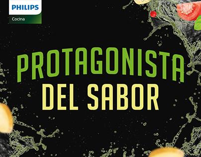 Philips - Protagonistas del sabor