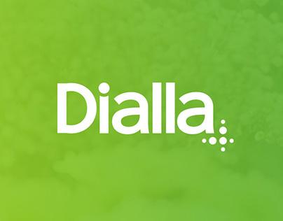 Dialla - Logo / Branding /